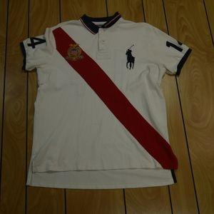 Polo Ralph Lauren USA Team Shirt | Size XL